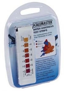 Scalemaster Pack of 6 x Water Hardness Test Strips